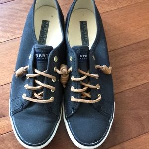 Sperry Gray Sneakers - 8